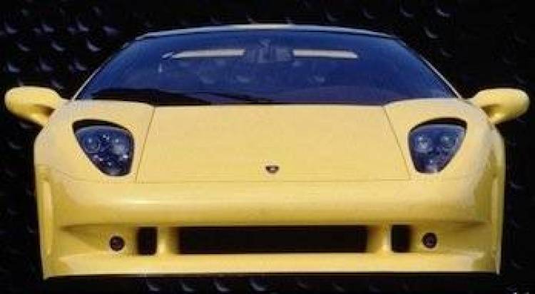 Lamborghini Calà Italdesign