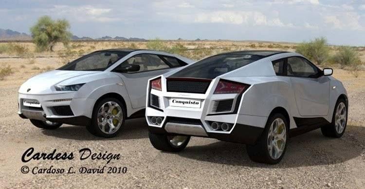 Lamborghini Conquisto