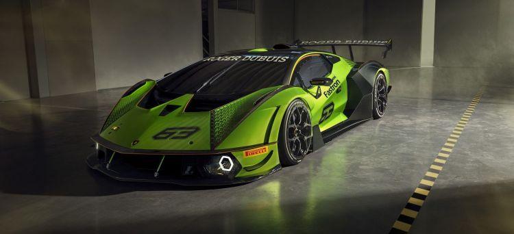 Lamborghini Essenza Scv12 P