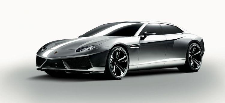 Lamborghini Estoque Historia P