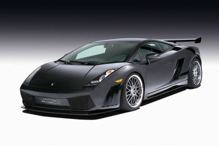 Reiter Engineering Lamborghini Gallardo GT3 Strada
