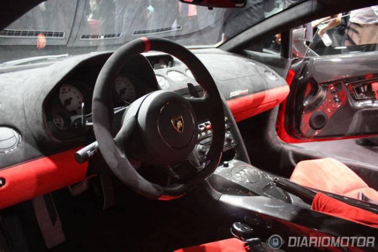 Lamborghini Gallardo LP 570-4 Super Trofeo Stradale en Frankfurt 2011