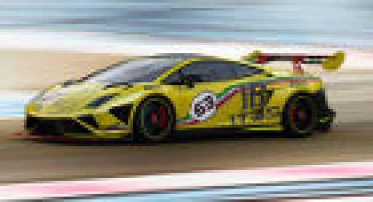 Lamborghini Huracán Super Trofeo: todo listo para el relevo generacional también en los circuitos