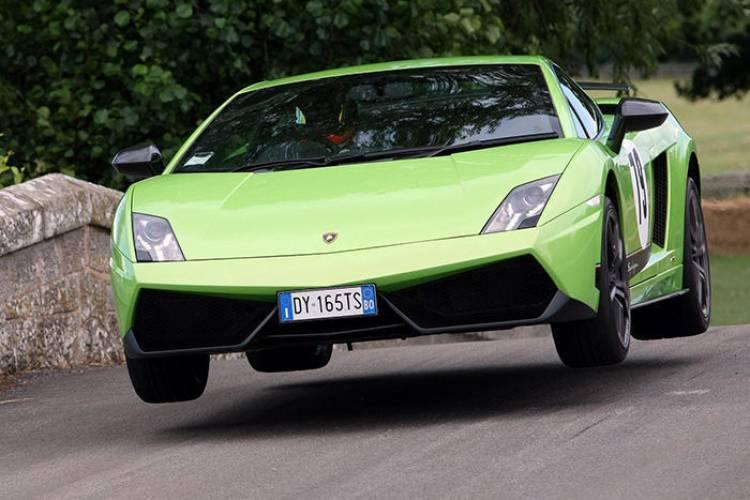 El sucesor del Lamborghini Gallardo podría llamarse Huracán