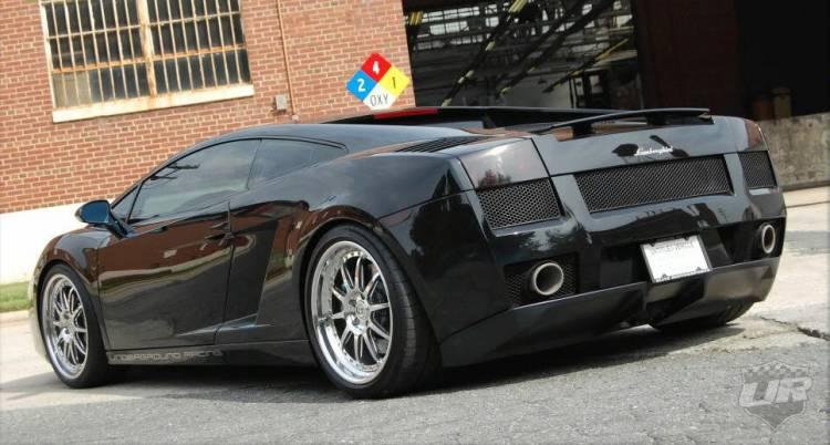 Lamborghini Gallardo TwinTurbo Underground Racing