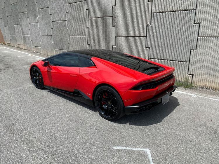 Lamborghini Huracan 300000 Km 6