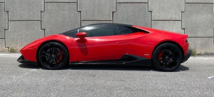 Lamborghini Huracan 300000 Km P