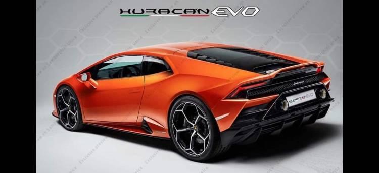 Lamborghini Huracan Evo 0110 01