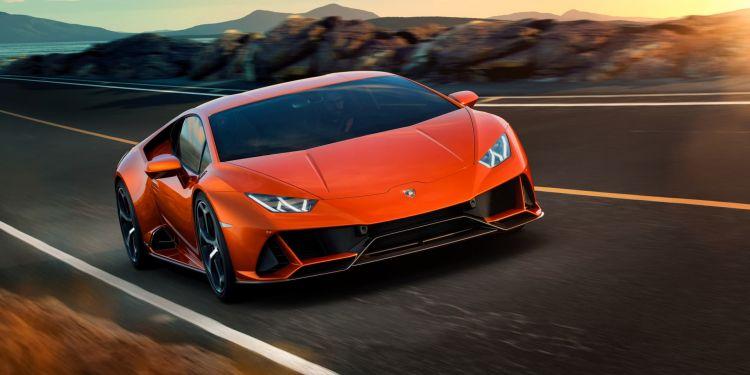 Lamborghini Huracan Evo 02