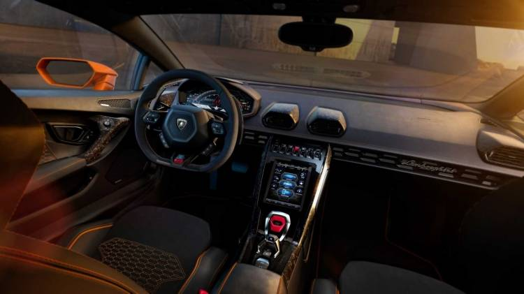 Lamborghini Huracan Evo 2019 0119 012