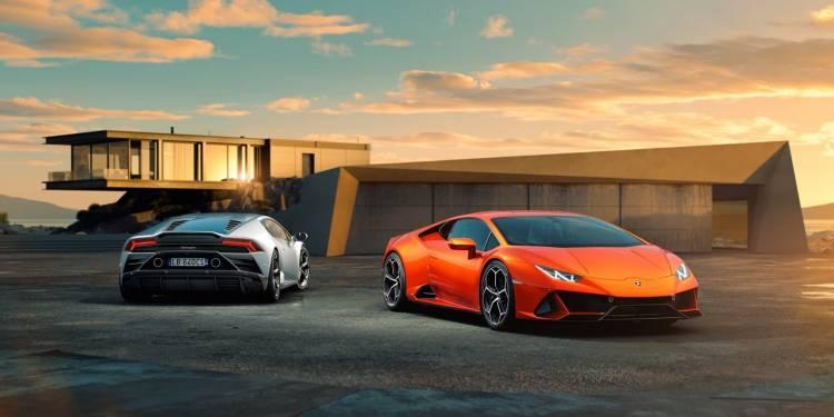 Lamborghini Huracan Evo 2019 0119 015