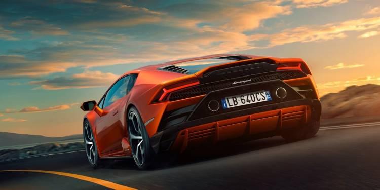Lamborghini Huracan Evo 2019 0119 016