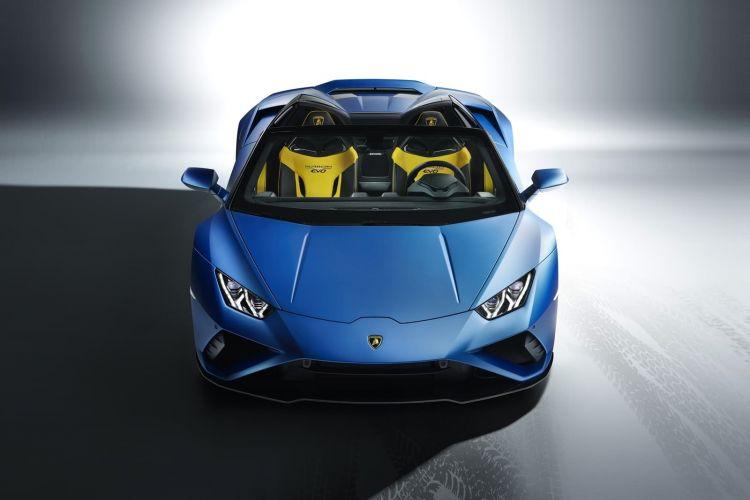 Lamborghini Huracan Evo Rwd Spyder 0520 005