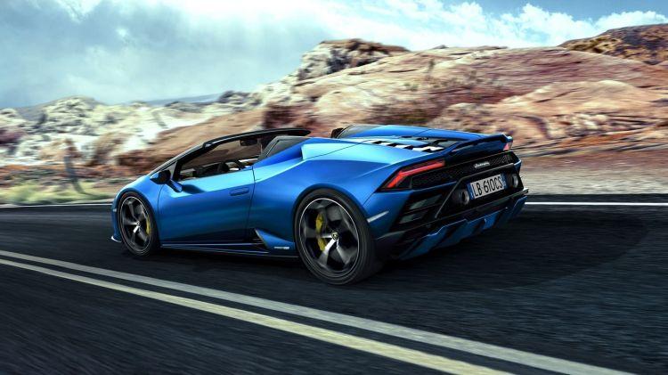 Lamborghini Huracan Evo Rwd Spyder 0520 008