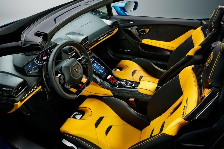 Lamborghini Huracan Evo Rwd Spyder 0520 011