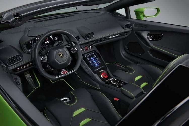 Lamborghini Huracan Evo Spyder 0219 019