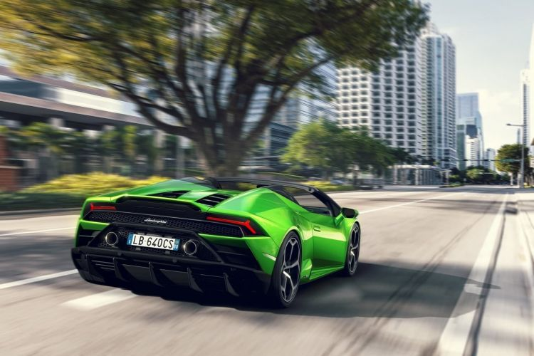 Lamborghini Huracan Evo Spyder 0219 021