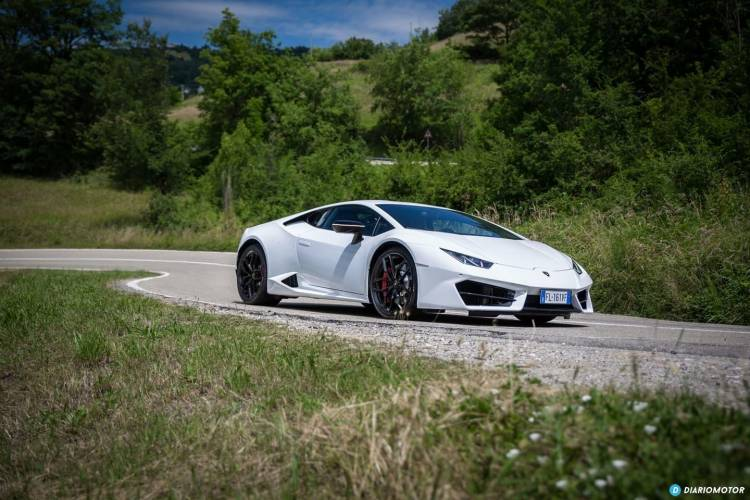 Lamborghini Huracan Lp580 2 Prueba 0918 008