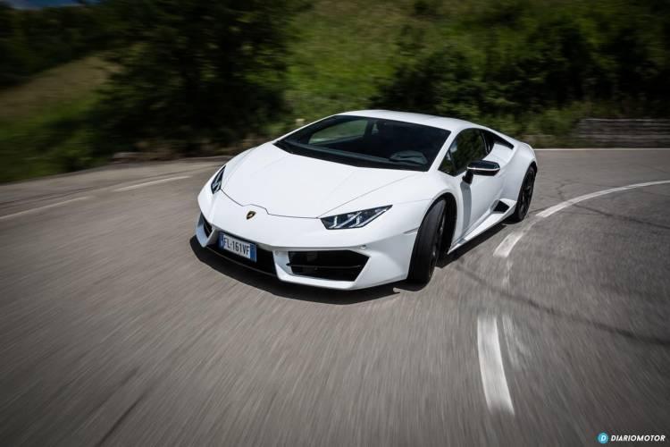 Lamborghini Huracan Lp580 2 Prueba 0918 014