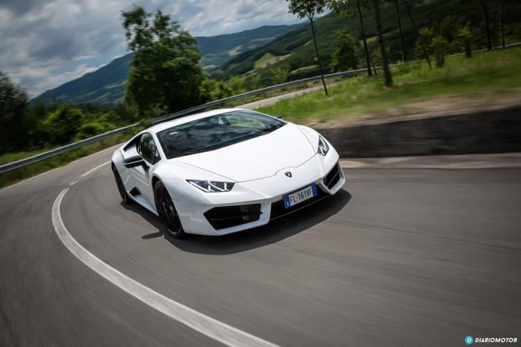 Lamborghini Huracan Lp580 2 Prueba 0918 018