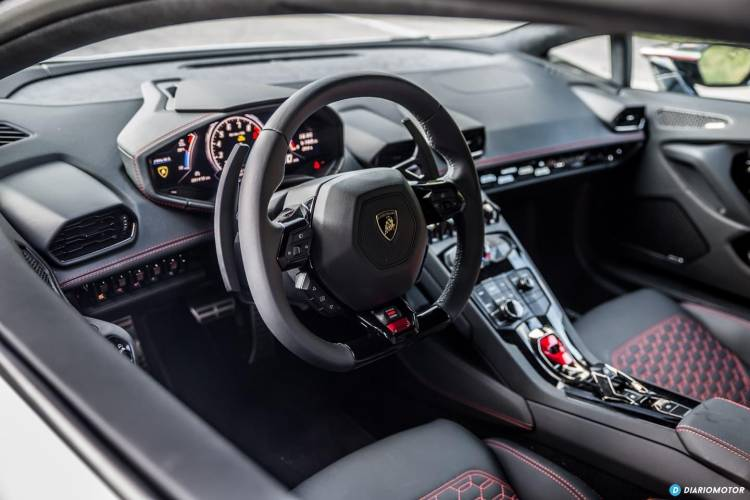 Lamborghini Huracan Lp580 2 Prueba 0918 045