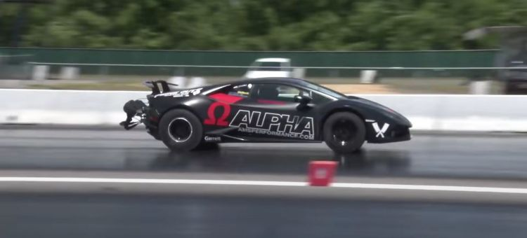 Lamborghini Huracan Mas Rapido