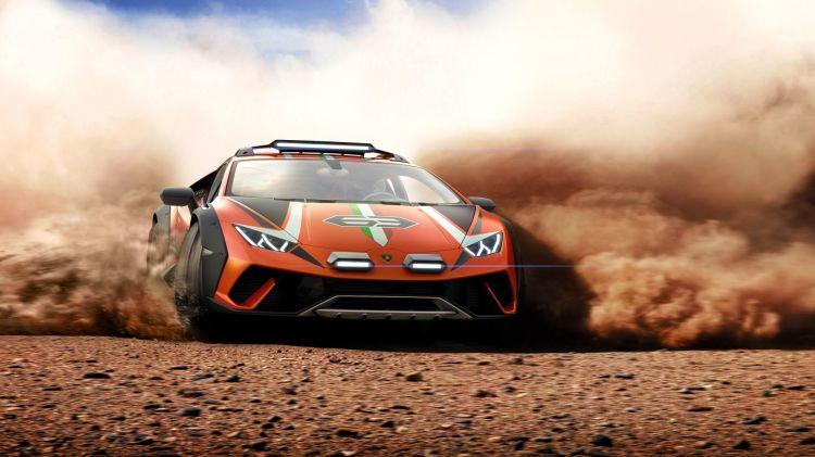Lamborghini Huracan Sterrato Concept5