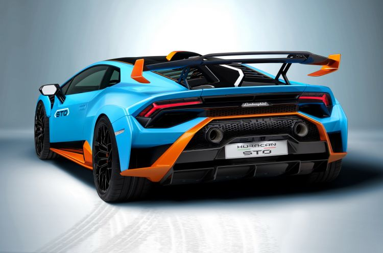 Lamborghini Huracan Sto 34