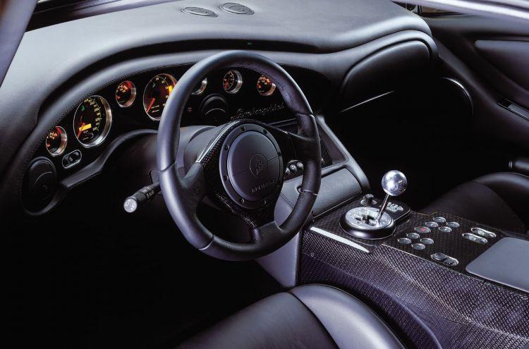 Lamborghini Interior Diablo 0319 01