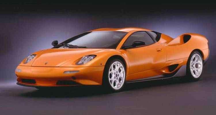 Lamborghini Zagato