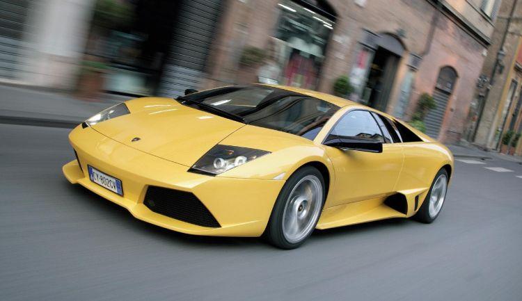Lamborghini Murcielago 0319 01