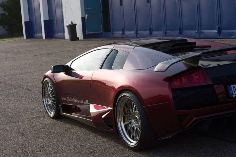 Lamborghini Murciélago LP 640 JB-R