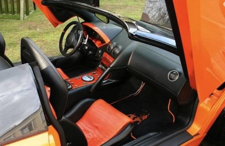 Lamborghini Murciélago Roadster by Status Design