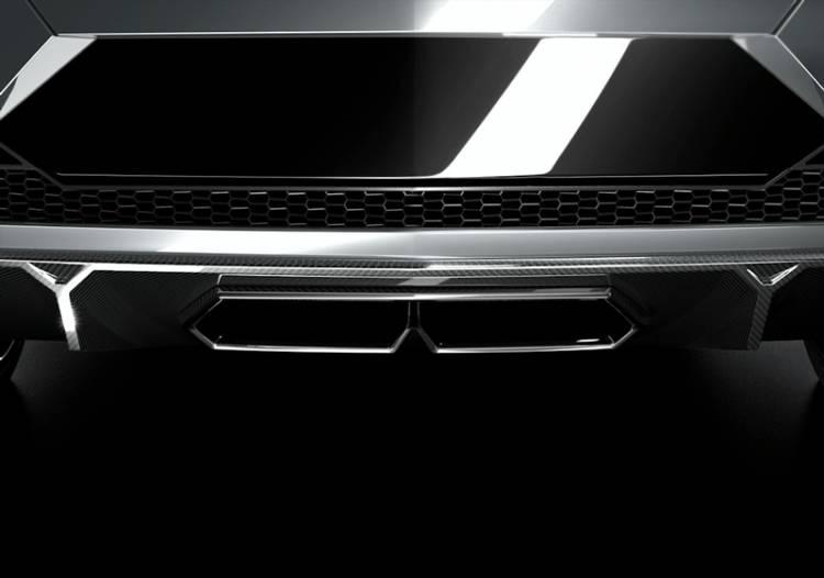 Teasers del nuevo modelo de Lamborghini