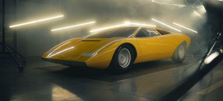 Lamborghini Primer Countach P