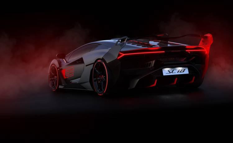 Lamborghini Sc18 Alston 4