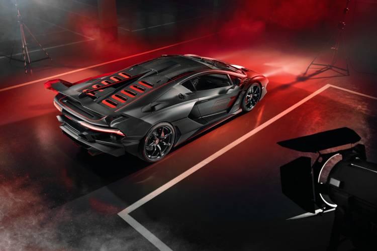 Lamborghini Sc18 Alston 7