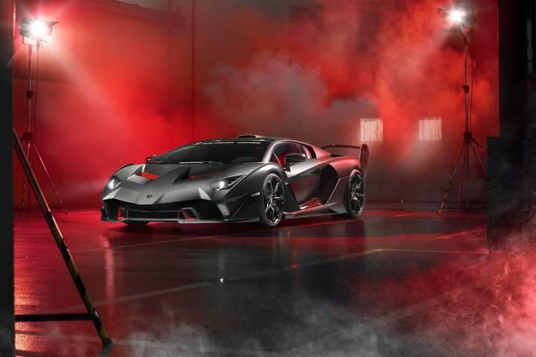 Lamborghini Sc18 Alston 9