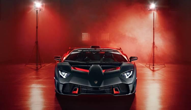 Lamborghini Sc18 Alston Portada