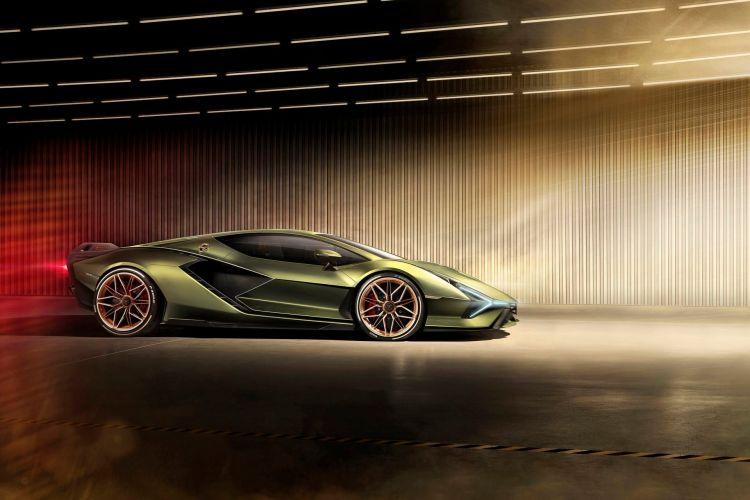 Lamborghini Sian 2020 12