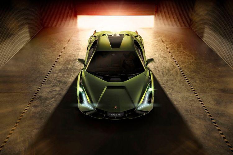 Lamborghini Sian 2020 13
