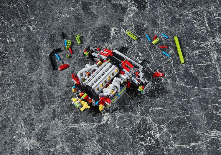 Lamborghini Sian Lego 8