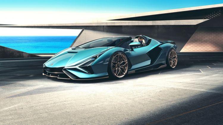 Lamborghini Sian Roadster 0720 001