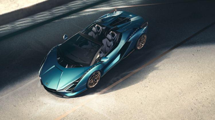 Lamborghini Sian Roadster 0720 007