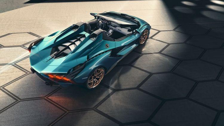 Lamborghini Sian Roadster 0720 010
