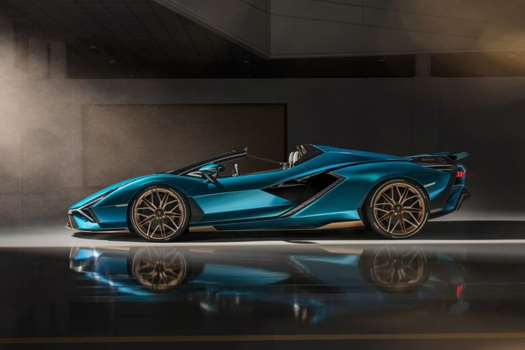 Lamborghini Sian Roadster 0720 016