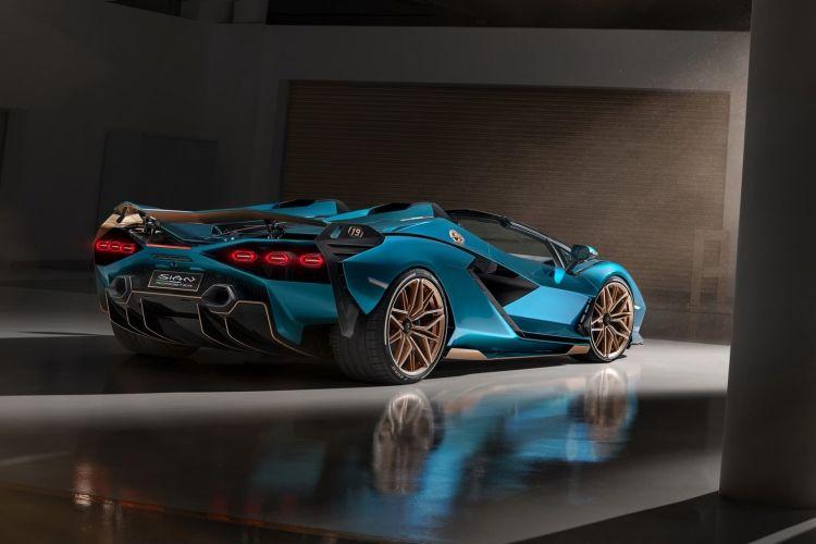 Lamborghini Sian Roadster 0720 017