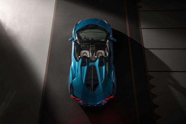 Lamborghini Sian Roadster 0720 018