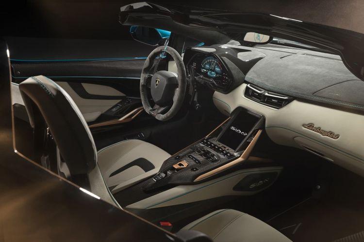 Lamborghini Sian Roadster 0720 022