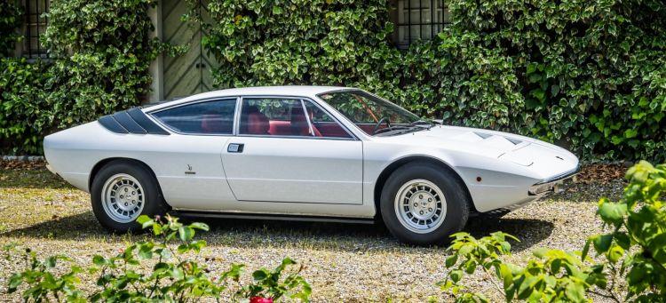 Lamborghini Urraco 50 Aniversario Portada